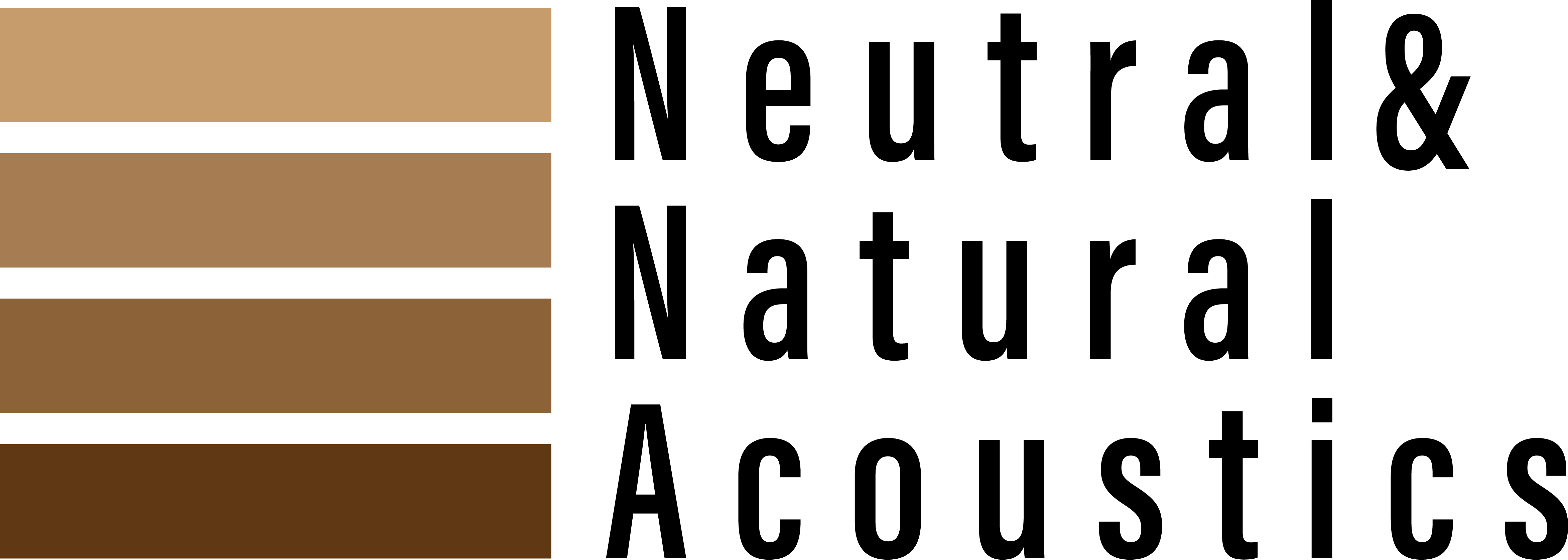 Neutral & Natural Acoustics